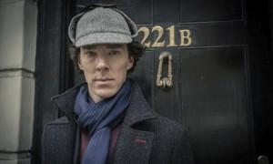 Sherlock: London mayor Boris Johnson has shrugged off an apprent jibe in the BBC show