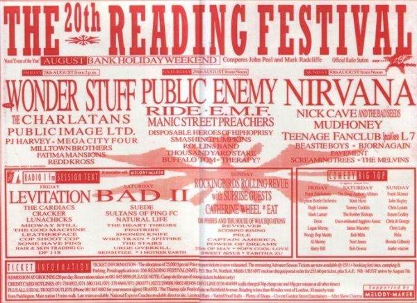 Reading-Festival-92-Poster