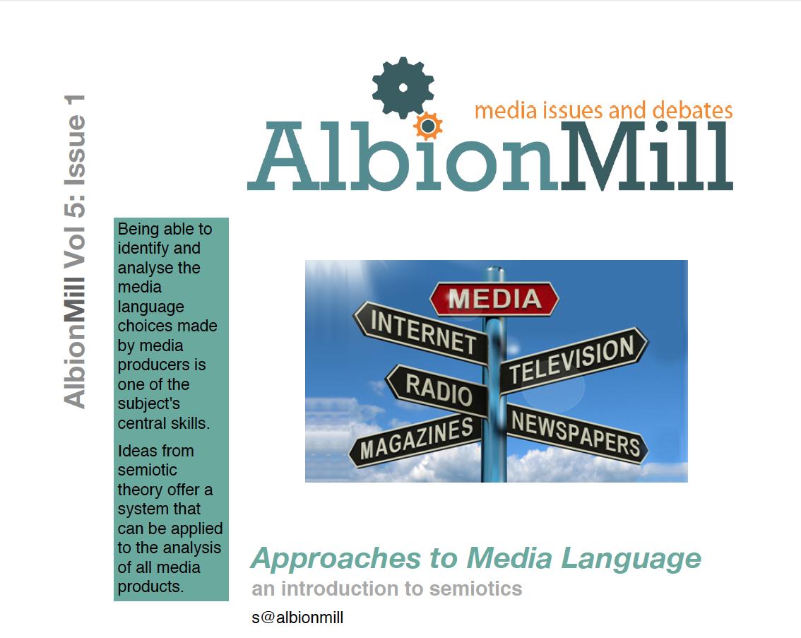 media essay introduction